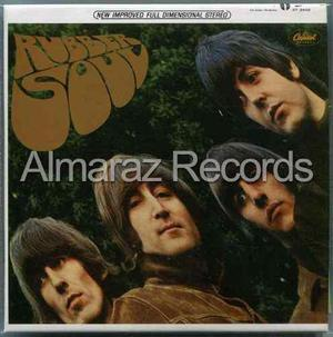 The Beatles Rubber Soul Cd - 2014
