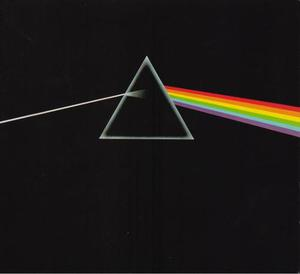 The Dark Side Of The Moon - Pink Floyd - Disco Cd - Nuevo