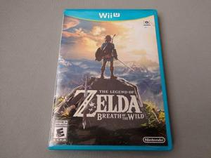 The Legend Of Zelda Breath Of The Wild Para Nintendo Wii U