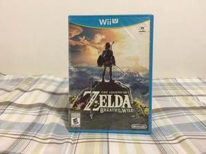 The Legend Of Zelda Breath Of The Wild Wii U Nuevo