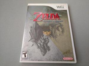 The Legend Of Zelda Twilight Princess Original Para Wii