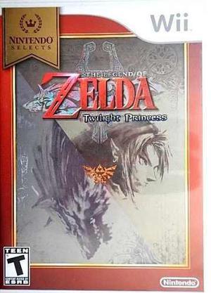 The Legend Of Zelda Twilight Princess Wii Video Juego