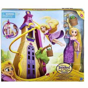 Torre De Rapunzel La Serie Enredados Hasbro 2017