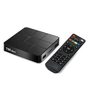 Tvbox T96 Mars Mini Tv Box Bluetooth Smart Tv Android 7.1