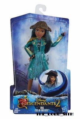 Uma Barbie Descendientes 2 Hasbro Envio Gratis