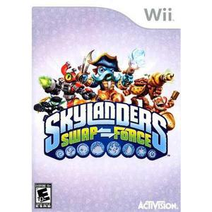 Video Juego Skylanders Swap Force Wii