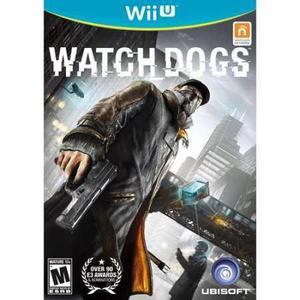 Watch Dogs Nintendo Wiiu Nuevo Y Sellado