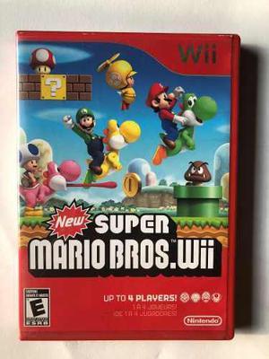 Wii Super Mario Bros.wii