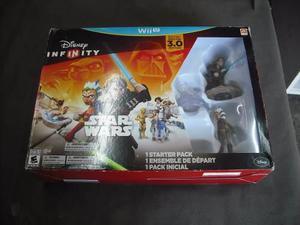 Wiiu Disney Infinity Star Wars Pack Inicial Envio Gratis