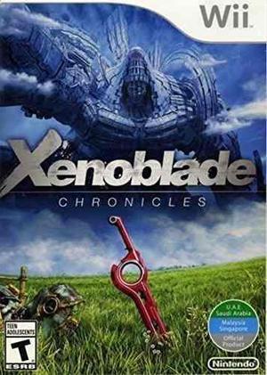 Xenoblade Chronicles (nuevo Y Sellado) - Nintendo Wii
