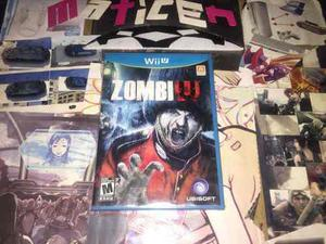 Zombi U Wiiu. Venta O Cambio;)