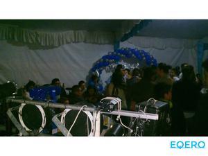 luz y sonido con dj para todo tipo de evento social