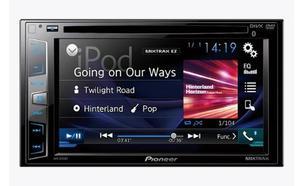 Autoestereo Pioneer Pantalla Doble Din Con Bluetooth Waze