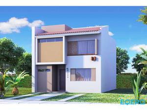 Casas NUEVAS en VENTA! en Fracc Castellar, Los Mochis,SIN.