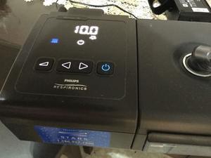 Respirador Cpap Modelo Respironics Remstar Posot Class