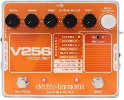 Electro-harmonix V256 Vocoder Oferta Octubre