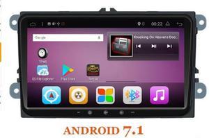 Estereo Android 7.1 Jetta Vento Polo Toledo Vw Bora Gol
