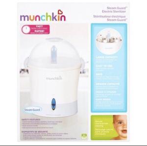 Esterilizador de mamilas marca MUNCHKIN