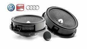 Focal Set De Medios 6.5 Is165vw Plug & Play Vw Seat Audi