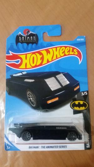 Hot wheels edición batman