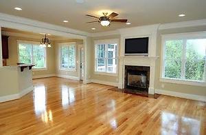 Instalación de pisos de madera$250