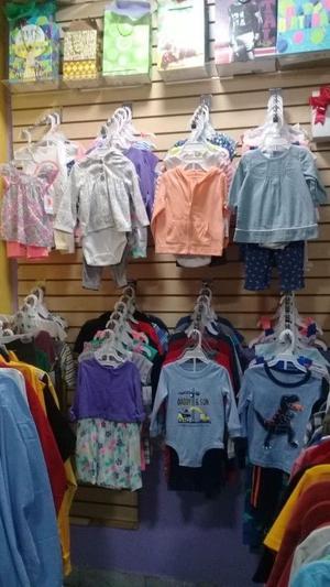 Lote de ropa para bebe nueva