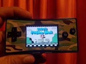 Nintengo Game Boy Micro Con 369 Juegos