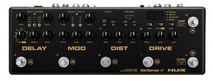 Nux Cerberus Integrated Effects&controller Confirma Existen!