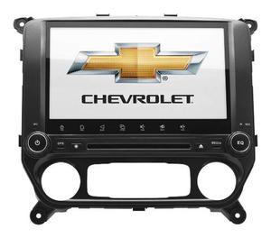 Pantalla Silverado Sierra Android Chevrolet Gmc  A