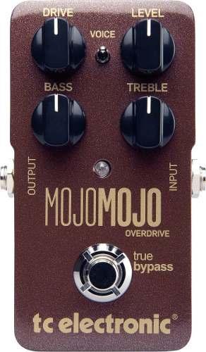 Pedal De Efecto Overdrive, Tc Electronic Mojo Mojo Overdrive