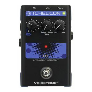 Pedal De Efectos Vocales, Tc Helicon Voice Tone H1