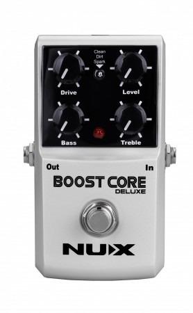 Pedal Nux Boost Core Deluxe Confirma Existencia !