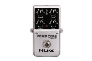 Pedal Nux Komp Core Deluxe Confirma Existencia !