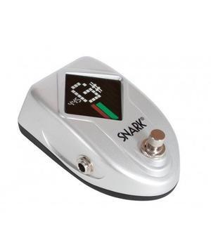 Snark Pedal Tuner Bajo Guitarra Afinador Cromático