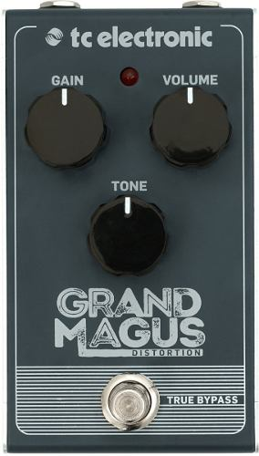 Tc Electronic Pedal Grand Magus Vintage Distor True Bypass