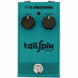 Tc Electronic Pedal Tailspin Vibrato True Bypass