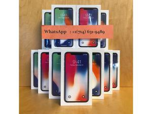Venta:Iphone X 256GB y iPhone 8 Plus y Samsung Galaxy S8+ y
