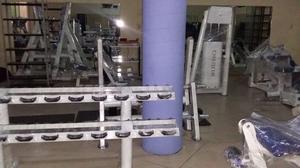 aparatos para peso libre de gym