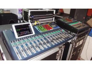 digitales mezcladores y equipos de audio Behringer Yamaha