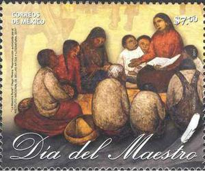 2011 Dìa Del Maestro Del Mural De Diego Rivera