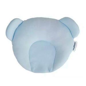 Almohada De Osito Soporte Para Bebe Chiquimundo Azul