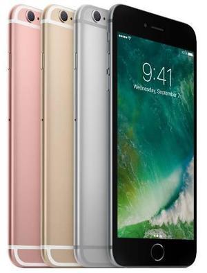 Apple Iphone 6s Plus 64gb +earpods +cable +cubo Originales