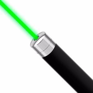 Apuntador Láser Luz Verde 50mw Hasta 5km + Baterías Y