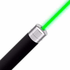 Apuntador Láser Verde 50mw Haz De Luz Visible 5km +