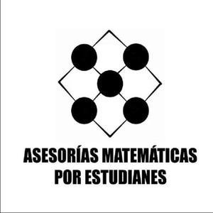 Asesorías y Clases de Matemáticas a domicilio