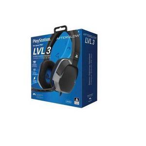 Audifono Comunicador Afterglow Lvl 3 Acc Ps4 Playstation4
