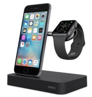 Base Cargadora Para Apple Watch Iphone Belkin Dock Valet