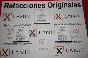 Batería Lanix Para Ilium X220 100% Original Con Garantia