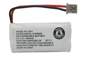 Batería Para Teléfono Uniden Bt-1021 Bt1021, Envío