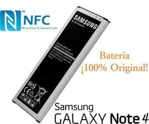 Batería Pila Galaxy Note 4 Nueva Original Nfc Envío